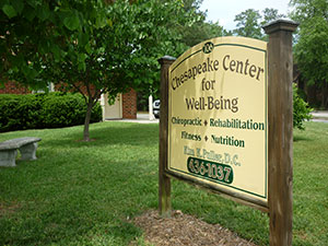 Chesapeake Center For Well-Being
